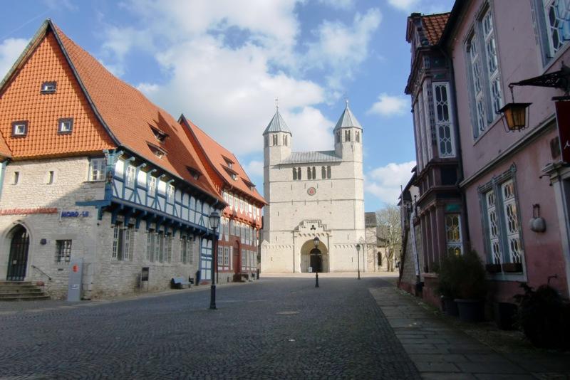 Endecken Sie Bad Gandersheim,dei kleine Stadt am Harzrand mit großer Vergangenheit